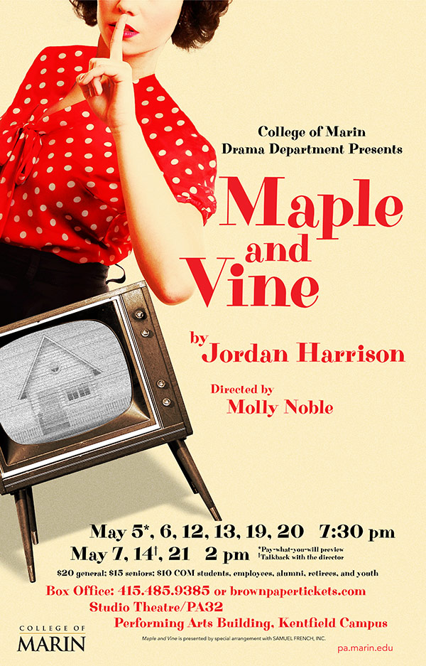Maple and Vine poster