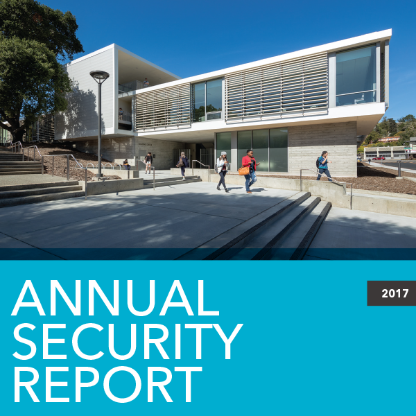 2017 Annual Security Report Cover
