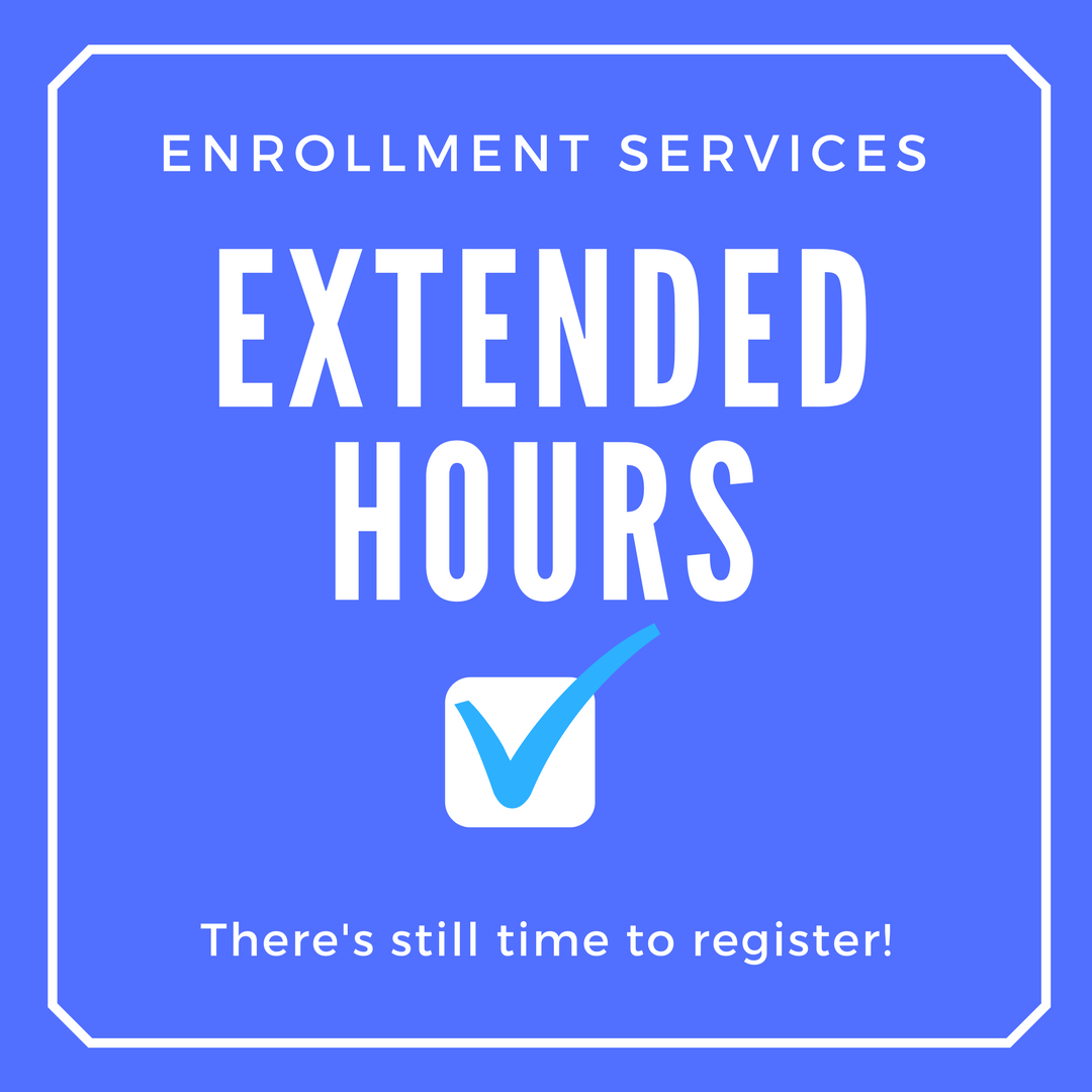 Graphic: extended hours icon
