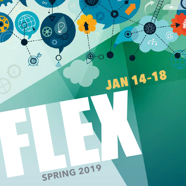 Spring 2019 Flex Week image